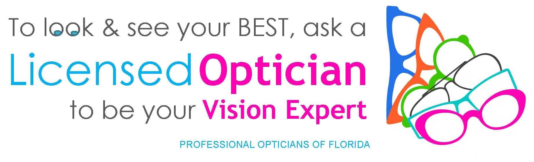 Professional Opticians Of Florida Consumer Info